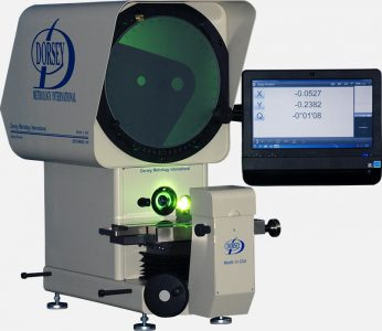 Dorsey Optical Comparator