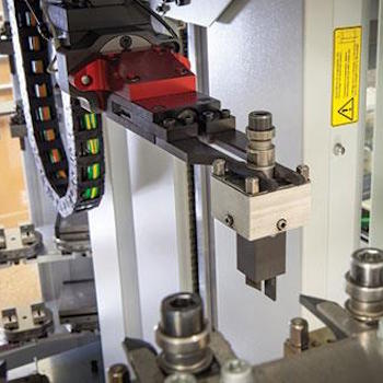 Factory Automated Systems For Electrical Discharge Machining
